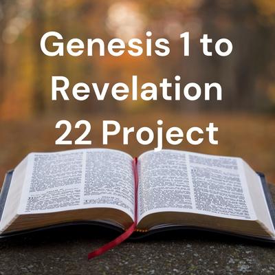 Genesis 1 to Revelation 22 Project