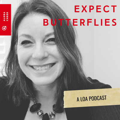 Expect Butterflies: A Law of Attraction Podcast With Alora Cheek