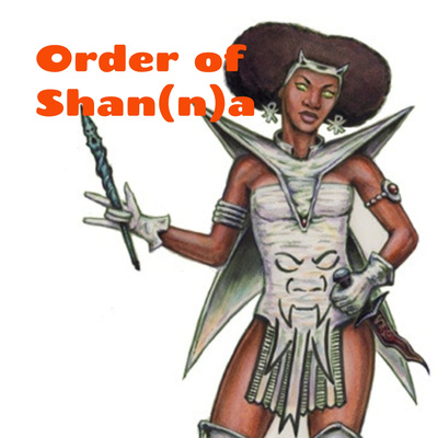 Order of Shana: The Women running Dungeon Crawl Classics RPG