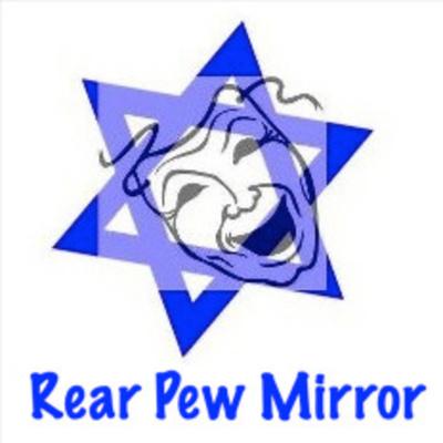 Rear Pew Mirror
