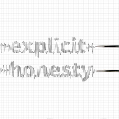 Explicit Honesty