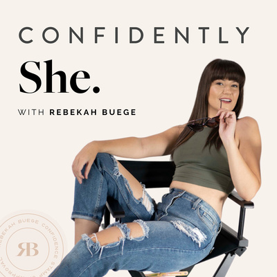 Confidently She