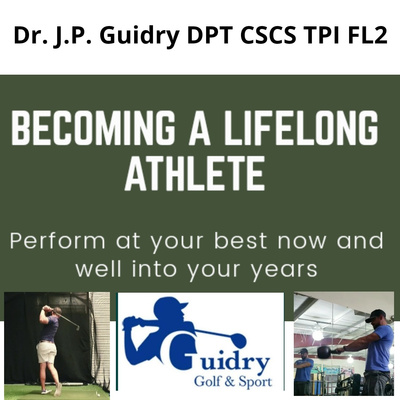 Becoming a Lifelong Athlete