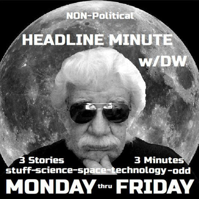 Ep57 Headline Minute w/DW TUESDAY 8/12/19 Canada Craters
