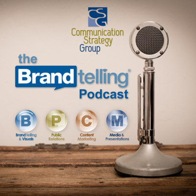 The Brandtelling Podcast