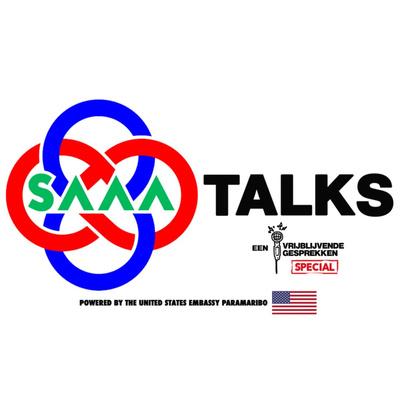 Vrijblijvende gesprekken special SAAA Talks