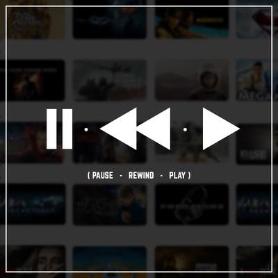 (Pause · Rewind · Play)