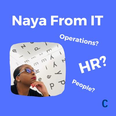 Naya From IT?