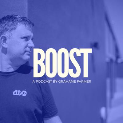 BOOST : DJ Tips, Interviews, Mindset, Goals, Motivation and Music Industry Advice