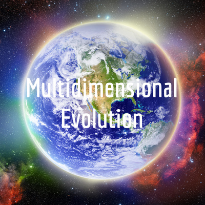 Kim McCaul's Multidimensional Evolution Podcast