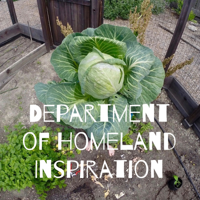 The Department of Homeland Inspiration