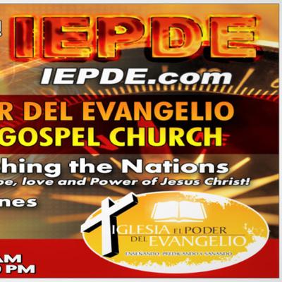 IEPDE - Iglesia El Poder Del Evangelio