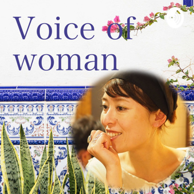 Voice of woman