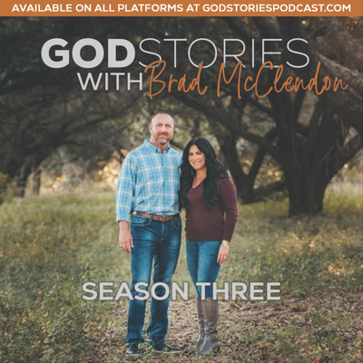 God Stories with Brad McClendon
