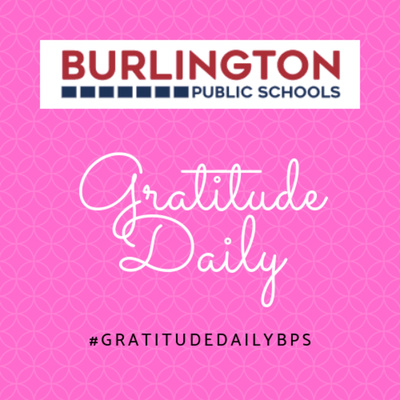 Gratitude Daily BPS - No School Edition
