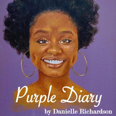 Purple Diary by Danielle Richardson