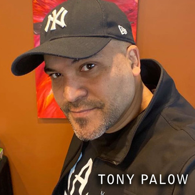 Tony Palow