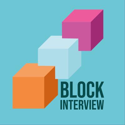 BLOCK INTERVIEW - 100% BLOCKCHAIN