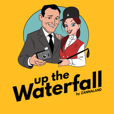 Up the Waterfall - Disney History Discussion