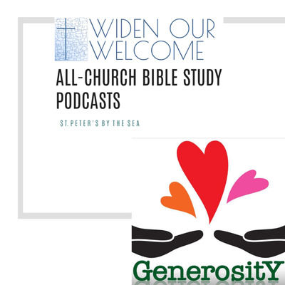 WIDEN OUR WELCOME ALL-CHURCH BIBLE STUDY PODCAST