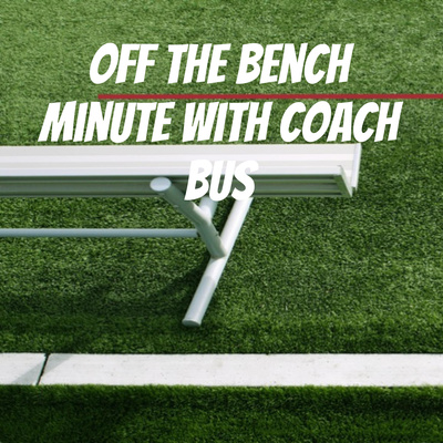 Off the Bench Minute with Coach Bus