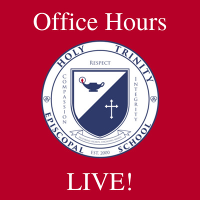 Office Hours LIVE! with Dr. Roddy
