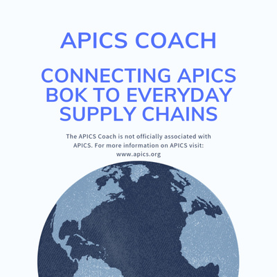 Connecting APICS BOK to Everyday Supply Chains