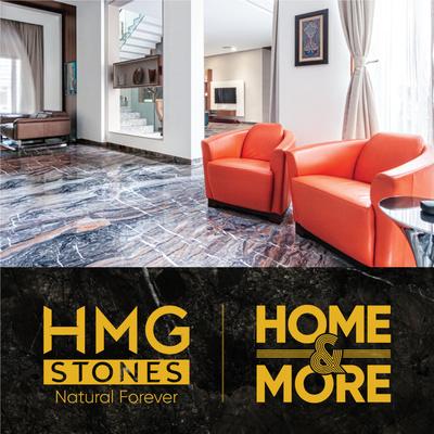 HMG Stones presents Home & More