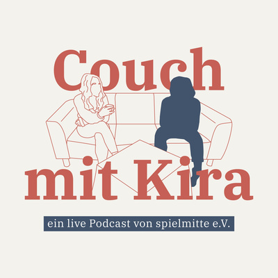 Couch mit Kira