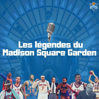 Les Légendes du Madison Square Garden by Knicks Book