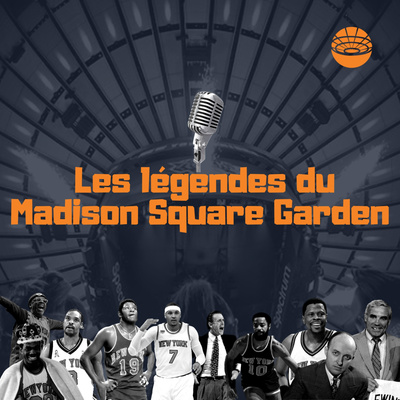 Les Legendes du Madison Square Garden by Knicks Book
