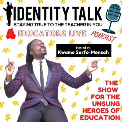Identity Talk 4 Educators LIVE