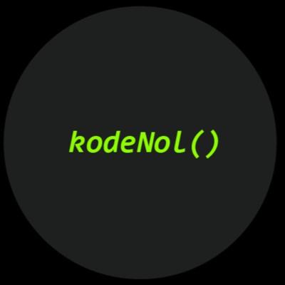 Kode Nol