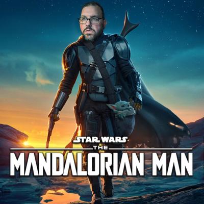 The Mandalorian Man