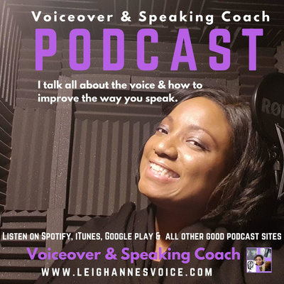 Leighannes Voice & Speaking Tips