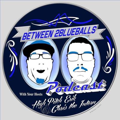 Between 2 Blue Balls