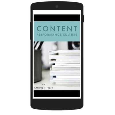 Content Performance Culture