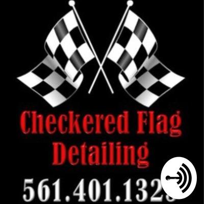 Checkered Flag Detail
