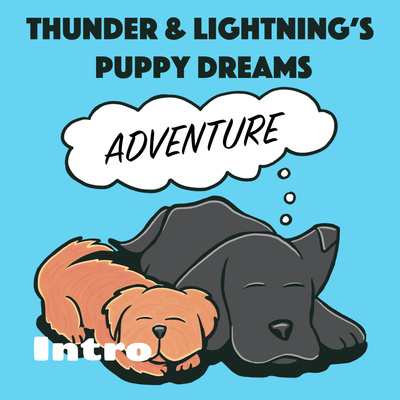 Intro - Thunder and Lightning's Puppy Dreams for Kids