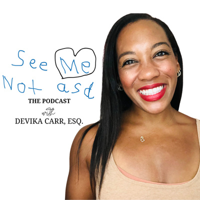 See ME not asd The Podcast