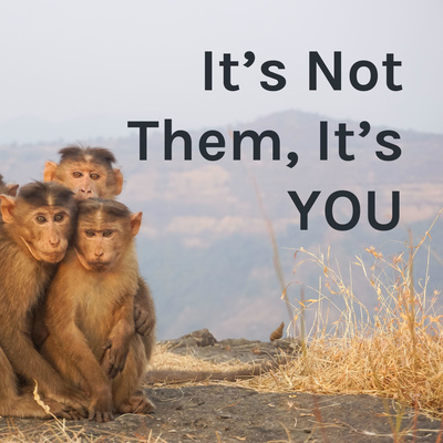 It's Not Them, It's YOU