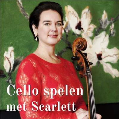 Cello spelen met Scarlett