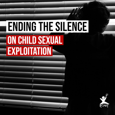Ending the Silence on Child Sexual Exploitation