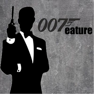 Double 0 Feature - A James Bond Podcast