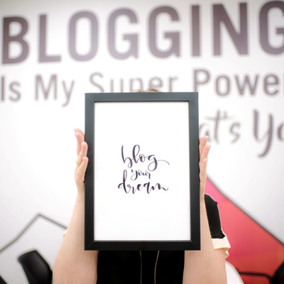 יונית צוק - פודקאסט על עולם הבלוגים blog your dream