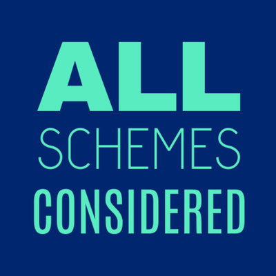 All Schemes Considered - Startups Evaluated
