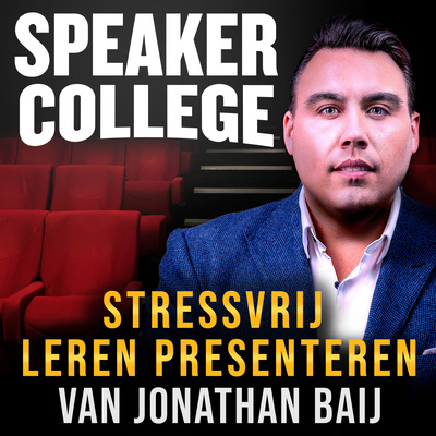 Speaker College van Jonathan Baij