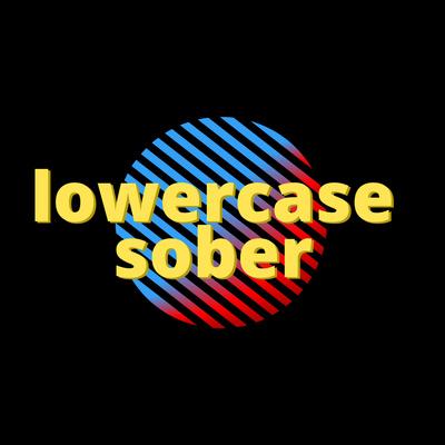 lowercase sober