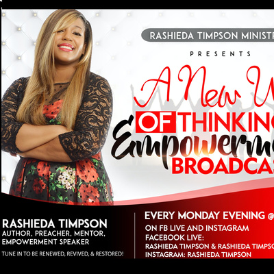 A New Way of Thinking Empowerment Broadcast