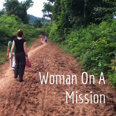 Woman On A Mission